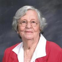 Mrs. Sally A. Clark