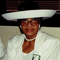 Mrs. Dorothy Mae McDowell