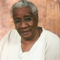 Mrs. Nancy Daniels Carter Johnson