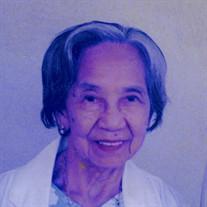 Gregoria Salazar Sajor