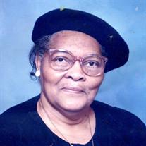 Mrs. Atlean Richardson