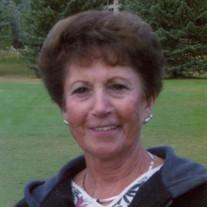 "Lola ""Crickett"" Christine Morris Nelson"