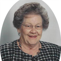 """Missy"" Ethel Mae Settle"