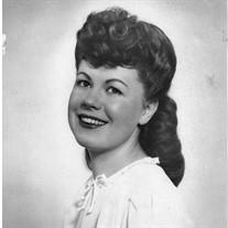 Marjorie Louise Crooks