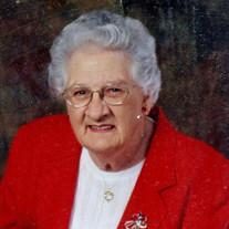 Mrs. Thelma Willard Redd