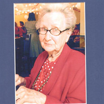 Alma Ruth Wilson