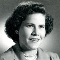 Alice Irene McGonagle