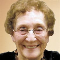 Mrs. Barbara Scully (Holzwarth)