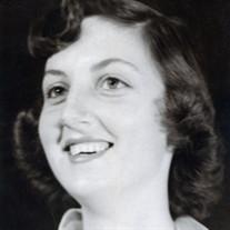 Miss Peggy Ann White