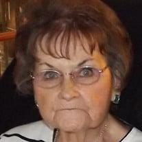 Martha Ellen Thacker Teasley