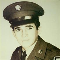 SGM (Ret) Edgar Ramon Irizarry, Sr.
