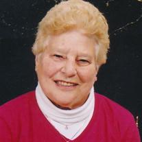Doris F. Van Thomme