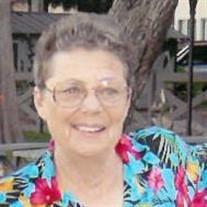 Mrs. Mary Hall Martin