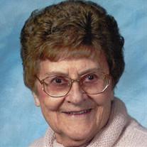 Evelyn Viola Thomas