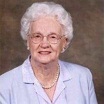 Frances Wright Cinnamon