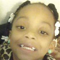 Little  Miss Aajayia Lanae Sledge