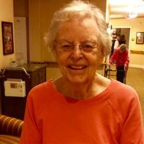 Mary Elizabeth Fogg