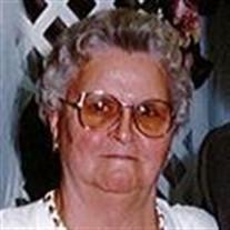 Evelyn Marie Burkhardt