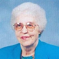 Ethel Jane Weir