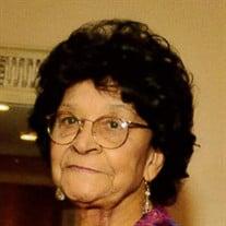 Mrs Nannie Mae Harris