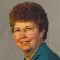 Gladys Lorraine Warfield