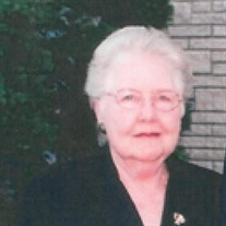 Mrs. Mildred Elizabeth Parker