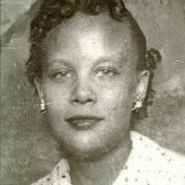 Ms Mary Olivia Adams