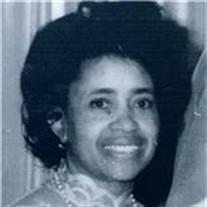 Alma  Marie Butler