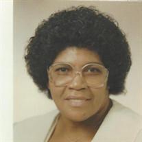 Mrs. Lena Wellington
