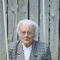 Bessie Irene  Terry