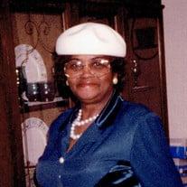 Frances M Scott