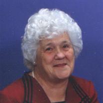 Martha  Jane Wooten Ward