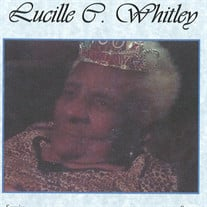 Mrs. Lucille C Whitley