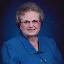 Frances  Mae Barker Worthington