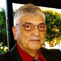 """Khosrow """"Sam"""" Aryanpur Kashani"""