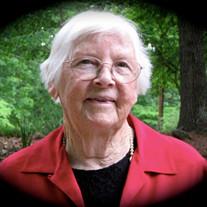 Miss Velma Lilla Thompson