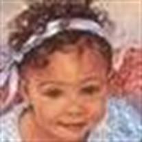 Infant Ca'renity Marie Branscumb
