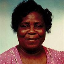 Zelma Victoria Henry