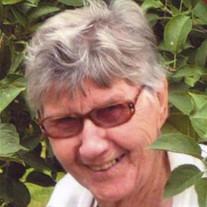 Mary Elizabeth Pender