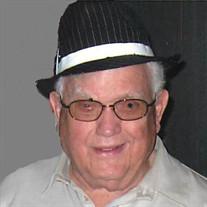 """Clayton Eugene """"Gene"""" St. John"""