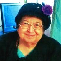 Rebecca  Maria  Alfrido