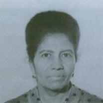Ernestina A. Jimenez