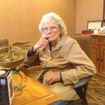 Mrs. Rita Vivian Jolley