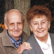 Raymond  and Mary Wrona