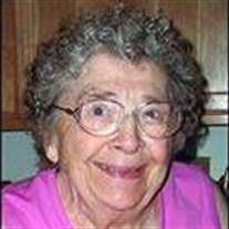 Barbara Mae Holmberg