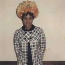 Mrs. Arlene Robinson