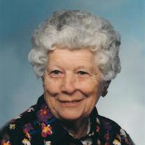 Edna M. Reed (nee Kurtz)