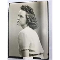 Etta Maxine Wellman