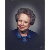 Dorothea Jean Coleman