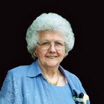 Edith Mae Horne Deel